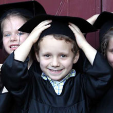 Graduation-childcare haberfield